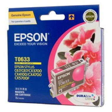 Epson T0633 Magenta Ink Cartridge