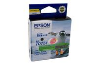 Epson T0751 Epson Black Ink Cartridge