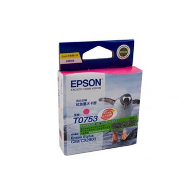 Epson T0753 Magenta Ink Cartridge