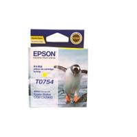 Epson T0754 Yellow Ink Cartridge