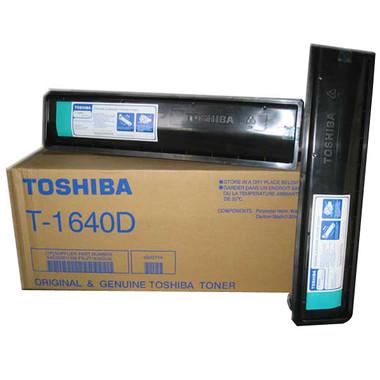 Toshiba T1640D Black Toner Cartridge