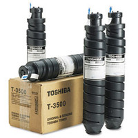 Toshiba T3500 Black Copier Cartridge