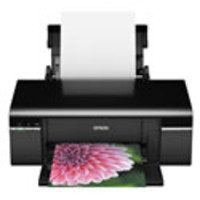 Epson Stylus Photo T50 Inkjet Printer