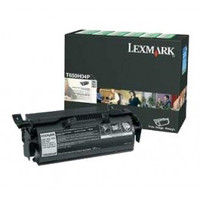 Lexmark T650H04P Black Return Program Toner Cartridge