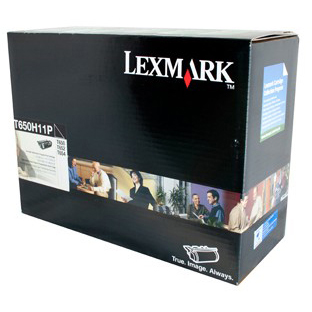 Lexmark T65X Black Toner Cartridge (Original)