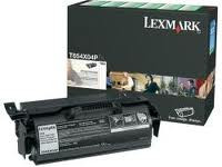 Lexmark T654X04P Black Black Label Cartridge