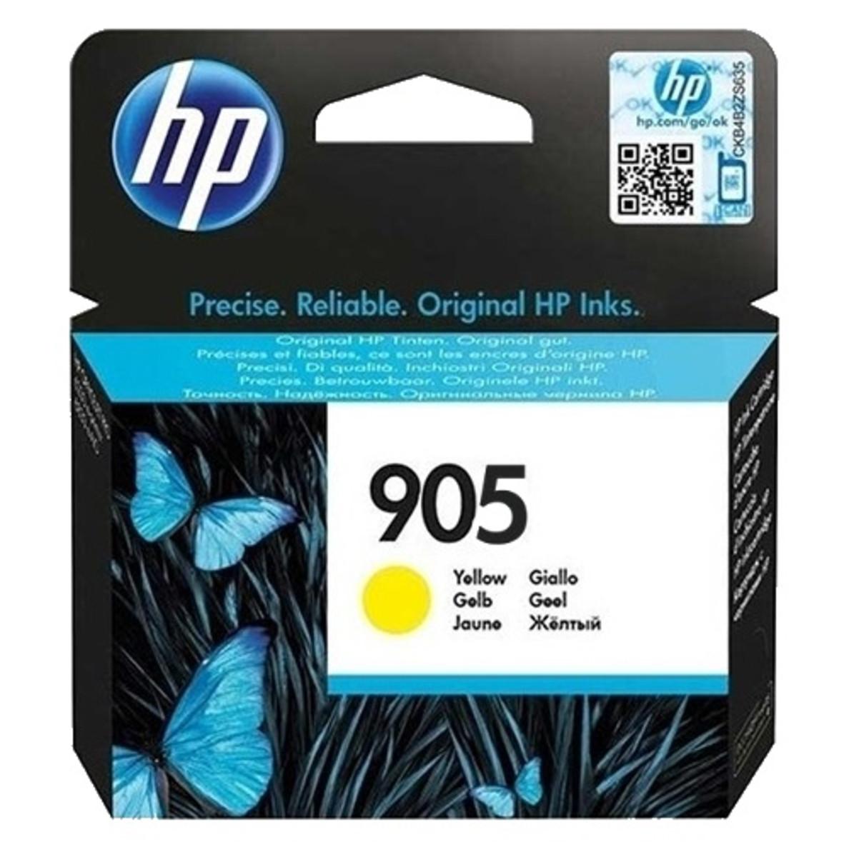 HP 905 (T6L97AA) Yellow Ink Cartridge