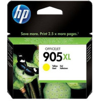 HP 905XL (T6M13AA) Yellow Ink Cartridge - High Yield