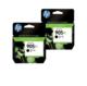 HP No. 905XL High Yield Black Twin Pack