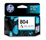 HP 804 Tri-Colour Ink Cartridge (Original)