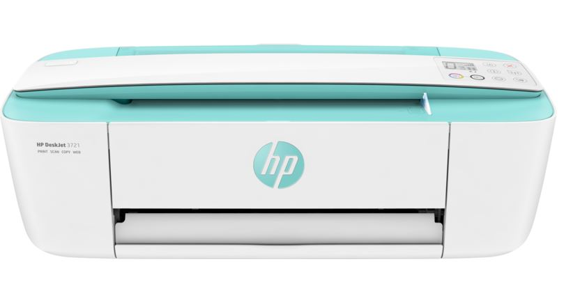 HP DeskJet 3721 Inkjet Printer