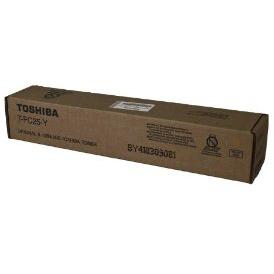 Toshiba Yellow Toner Cartridge (Original)