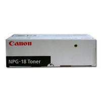 Canon TG-18 Black Copier Cartridge