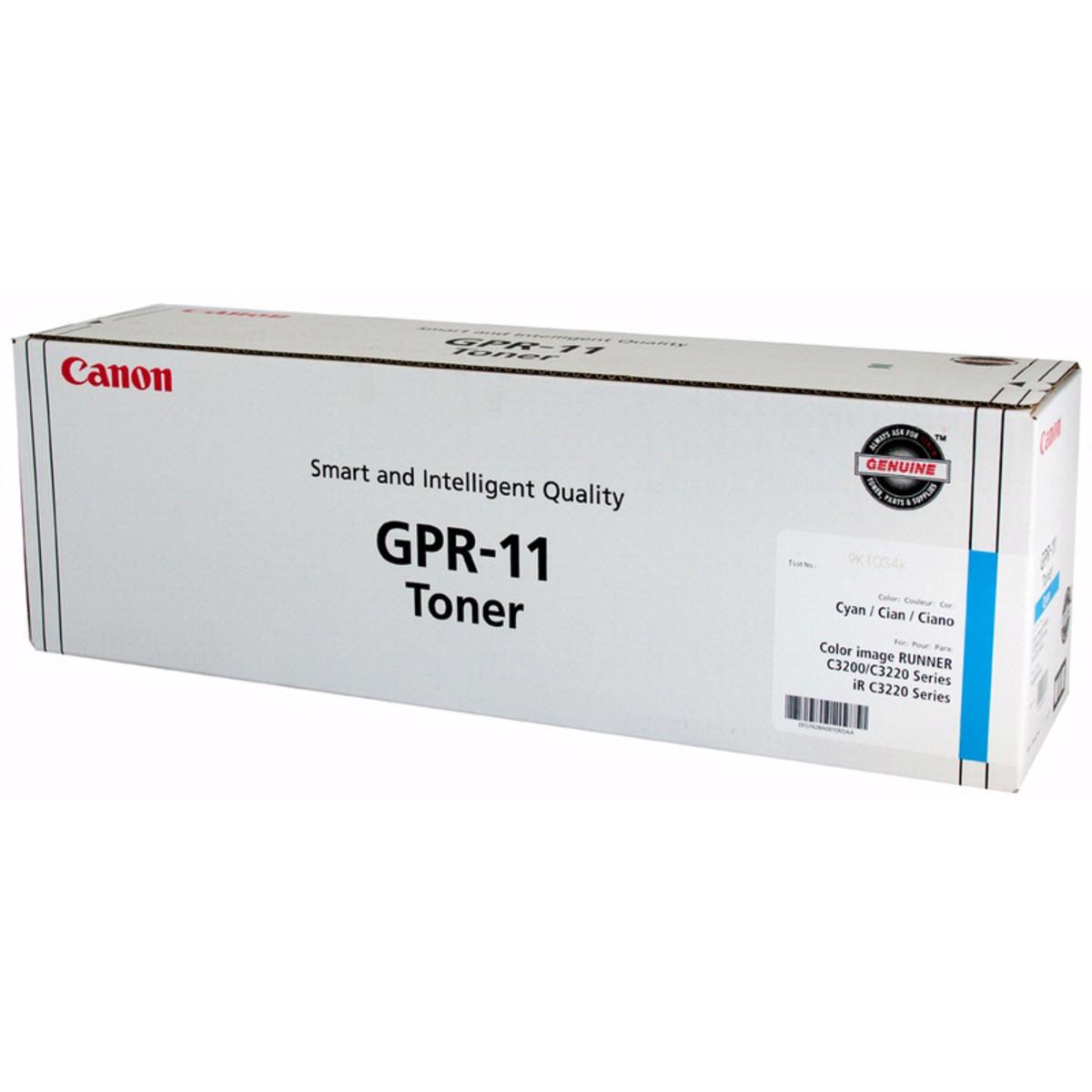 Canon TG-22C Cyan Toner Cartridge