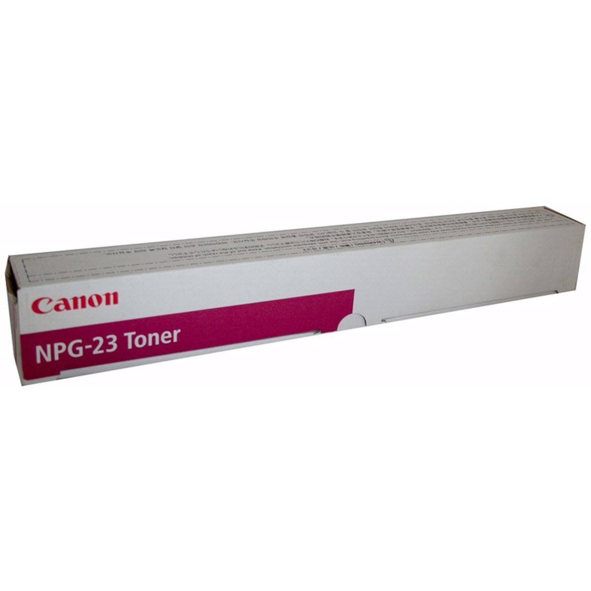 Canon TG-23M Magenta Copier Cartridge