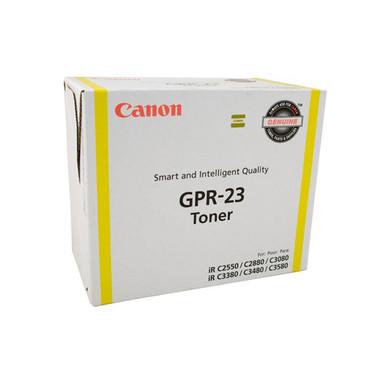 Canon GP-R23(TG-35Y) Yellow Toner Cartridges
