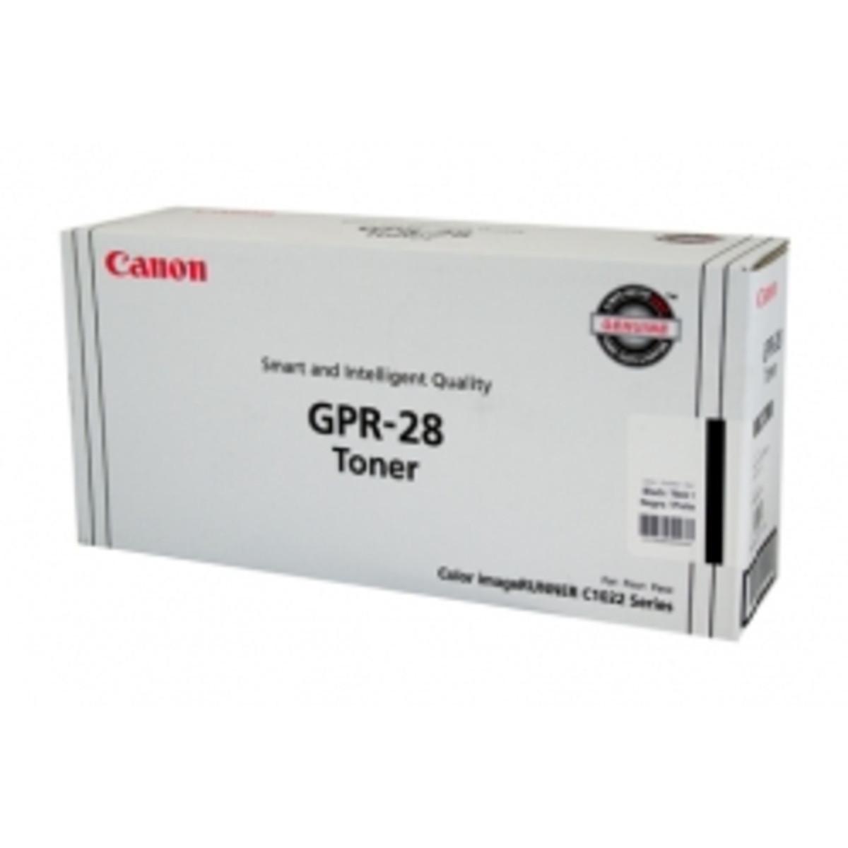Canon GPR-28 Black Copier Cartridge