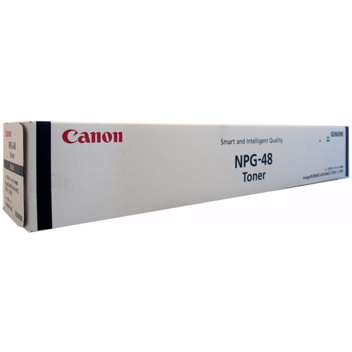 Canon NGP-48 Black Copier Cartridge