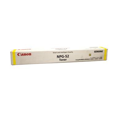 Canon NGP-52 Yellow Toner Cartridge