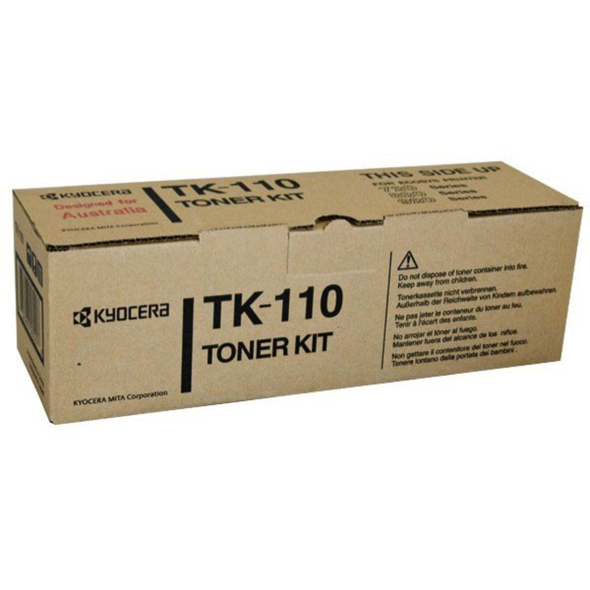 Kyocera TK-110 Black Toner Cartridge