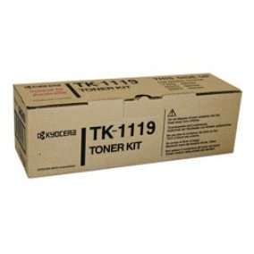 Kyocera TK1119 Black Toner Cartridge (Original)