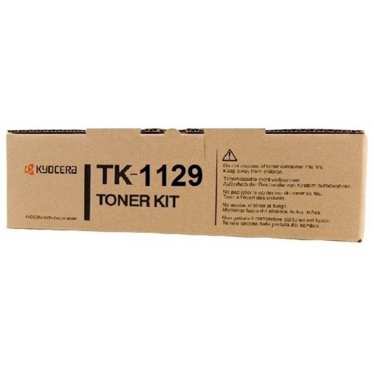 Kyocera TK-1129 Black Toner Cartridge