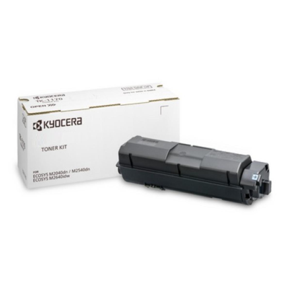 Kyocera TK-1174 Black Toner Cartridge