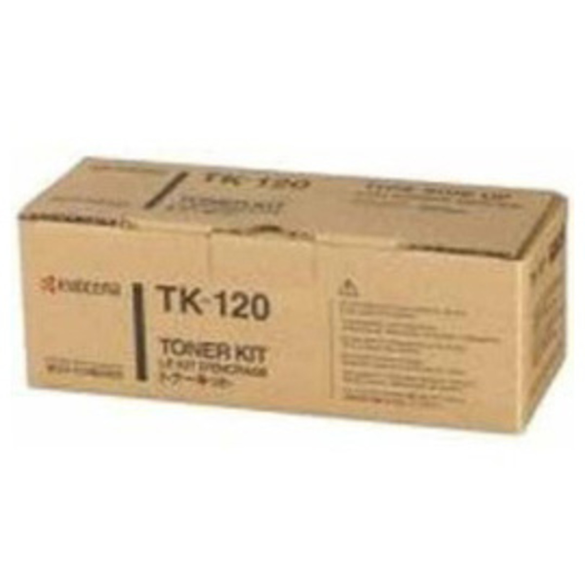 Kyocera TK-120 Black Toner Cartridge