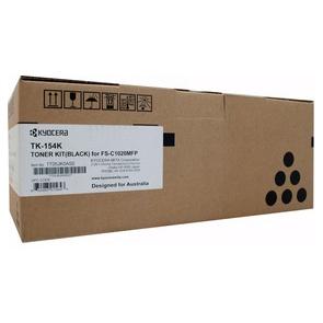 Kyocera TK154 Black Toner Cartridge (Original)