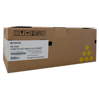 Kyocera TK-154Y Yellow Toner Cartridge