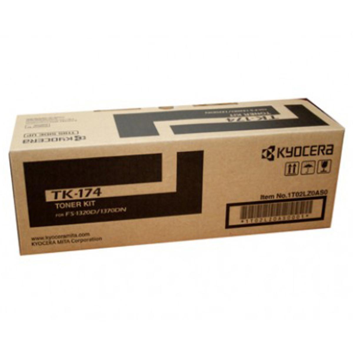 Kyocera TK-174 Black Toner Cartridge