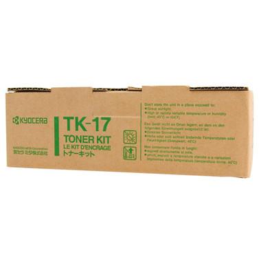 Kyocera TK17 Black Toner Cartridge (Original)