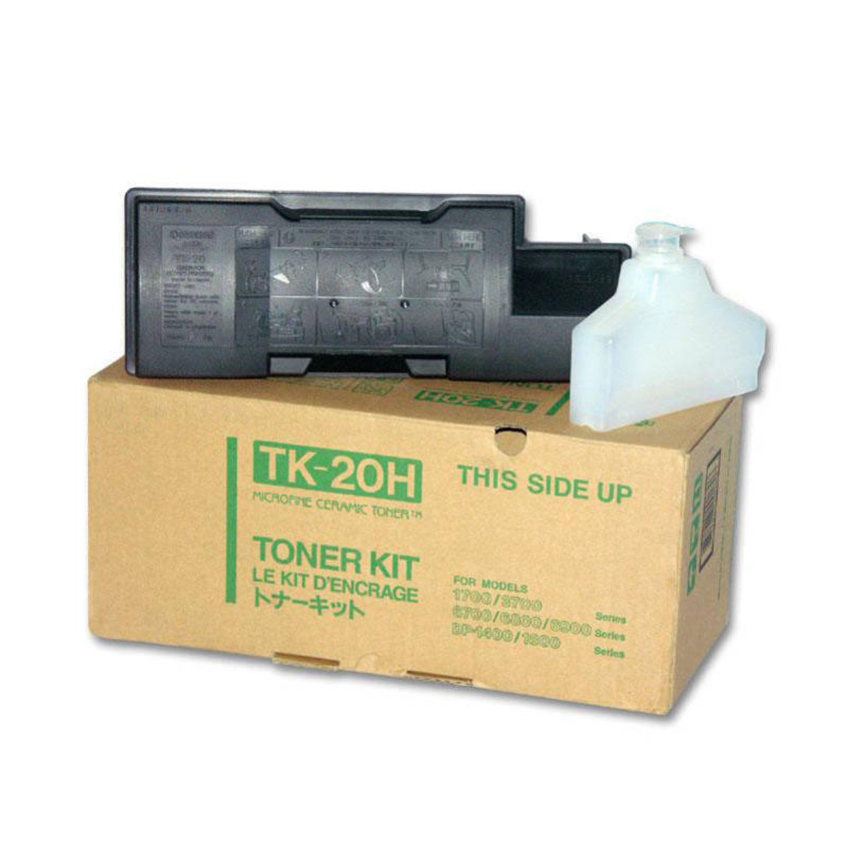 Kyocera TK-20H Black Toner Cartridge