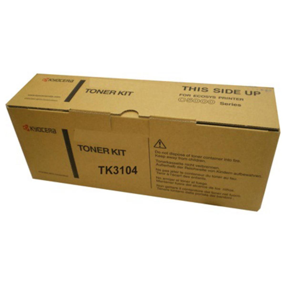 Kyocera TK-3104 Black Toner Cartridge
