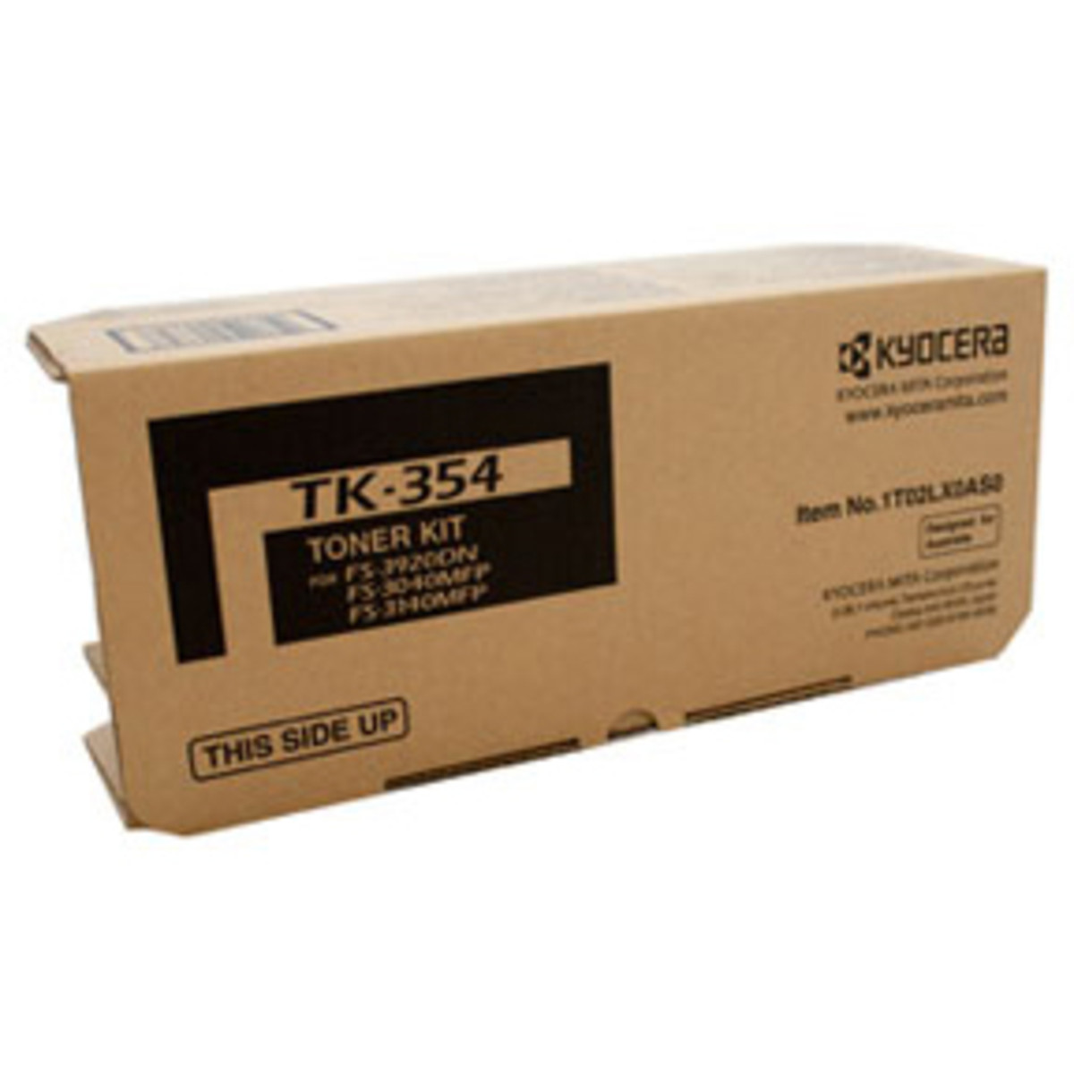 Kyocera TK-354 Black Toner Cartridge