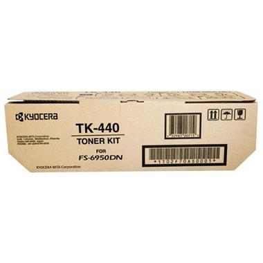 Kyocera TK440 Black Toner Cartridge (Original)