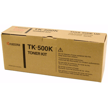 Kyocera TK-500K Black Toner Cartridge