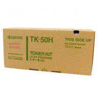 Kyocera TK-50H Black Toner Cartridge