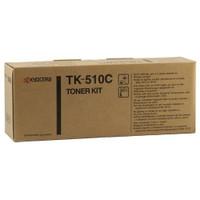 Kyocera TK510 Cyan Toner Cartridge (Original)