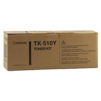 Kyocera TK-510Y Yellow Toner Cartridge