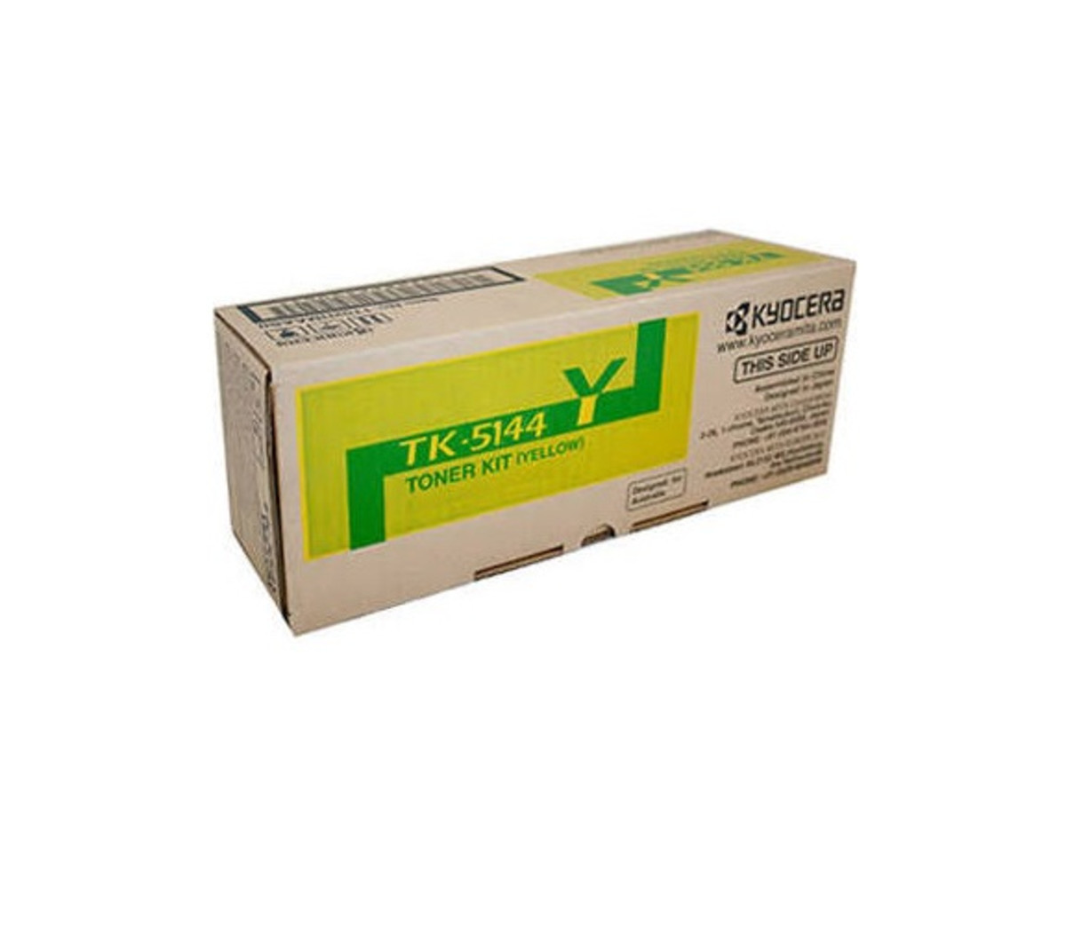 Kyocera TK-5144Y Yellow Toner Cartridge