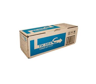 Kyocera TK5154 Cyan Toner Cartridge (Original)