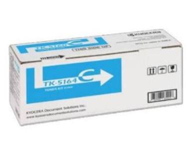 Kyocera (TK-5164C) Cyan Toner Cartridge