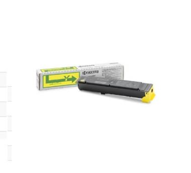 Kyocera Yellow Toner Cartridge (Original)