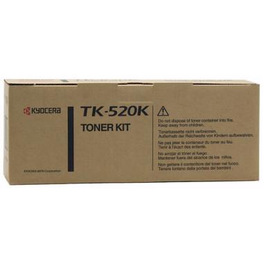 Kyocera TK520 Black Toner Cartridge (Original)