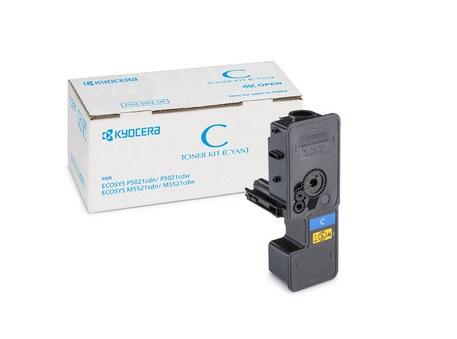 Kyocera TK5244 Cyan Toner Cartridge (Original)