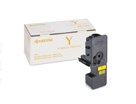 Kyocera TK5244 Yellow Toner Cartridge (Original)