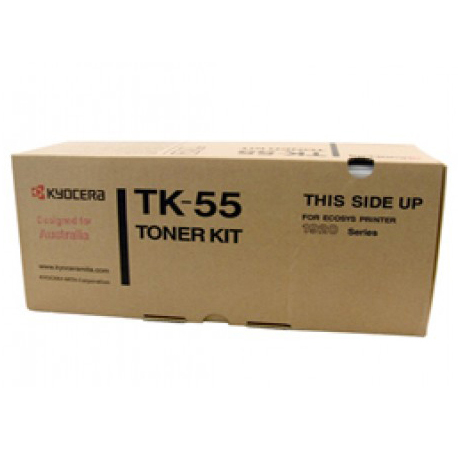 Kyocera TK55 Black Toner Cartridge (Original)
