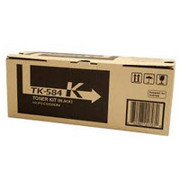 Kyocera TK-584K Black Toner Cartridge