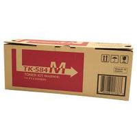 Kyocera TK-584M Magenta Toner Cartridge